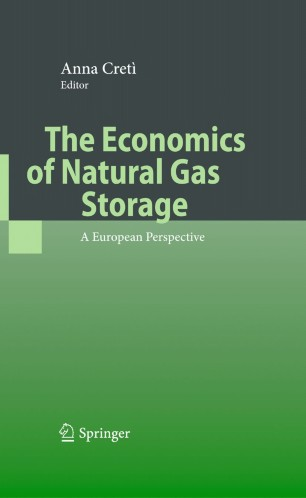 The Economics of Natural Gas Storage : A European Perspective