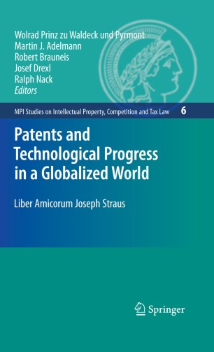 Patents and Technological Progress in a Globalized World