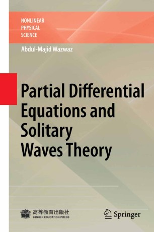 Partial differential equations wazwaz pdf
