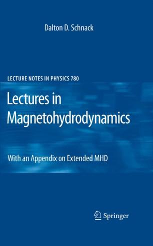 Lectures in Magnetohydrodynamics | SpringerLink