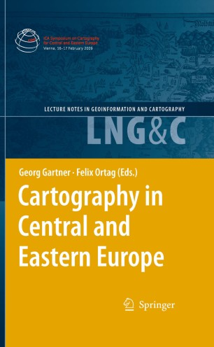 Cartography in Central and Eastern Europe: CEE 2009
