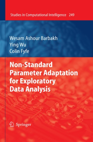 Non-Standard Parameter Adaptation for Exploratory Data Analysis