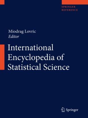 [International Encyclopedia of Statistical Science]