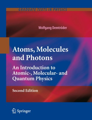 Molecular pdf spectroscopy and atomic basic