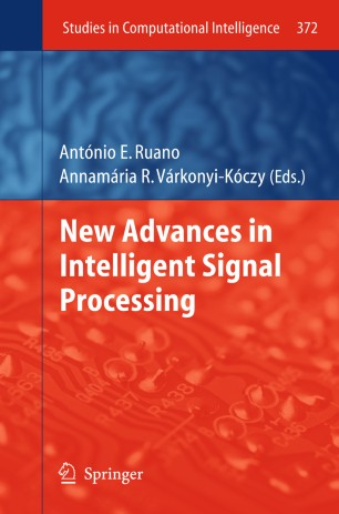 New Advances in Intelligent Signal Processing