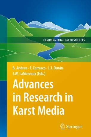 Advances in Research in Karst Media