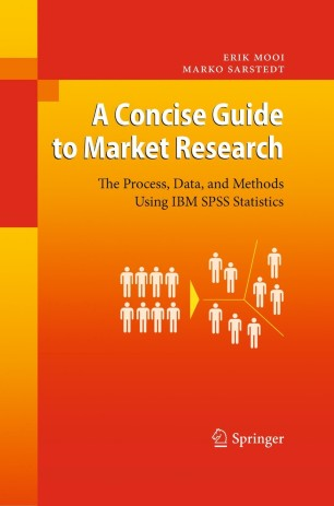 A Concise Guide To Market Research Springerlink