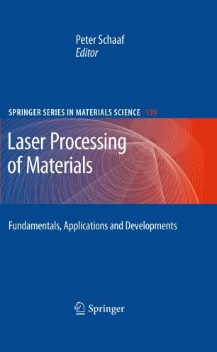 Laser Processing of Materials | SpringerLink