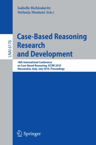 Case-Based Reasoning. Research and Development