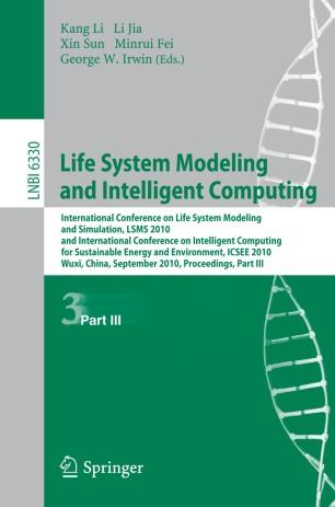 Life System Modeling and Intelligent Computing | SpringerLink