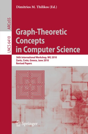 Graph Theoretic Concepts in Computer Science