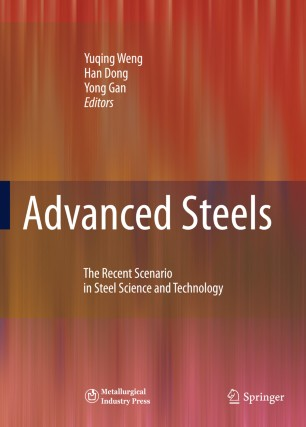 Advanced Steels Springerlink