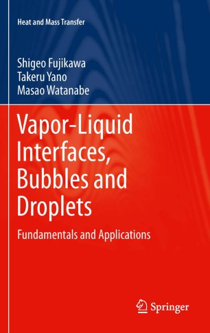 Vapor-Liquid Interfaces, Bubbles and Droplets