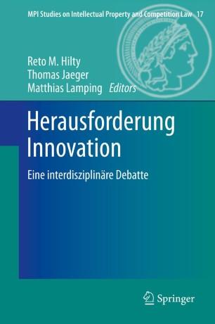 Herausforderung Innovation