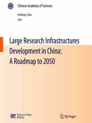Large Research Infrastructures Development in China: A Roadmap to 2050 :