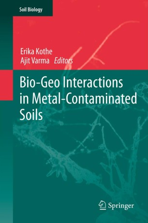 Bio-Geo Interactions in Metal-Contaminated Soils