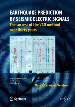Earthquake Prediction by Seismic Electric Signals | SpringerLink