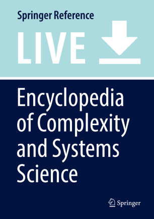 [Encyclopedia of Complexity and Systems Science]