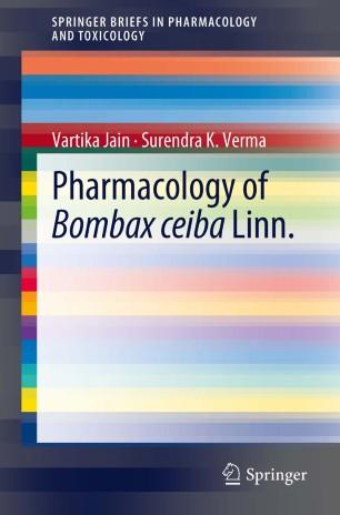 Pharmacology of Bombax ceiba Linn.