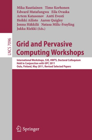 Grid and Pervasive Computing Workshops