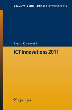 ICT Innovations 2011