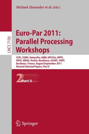 Euro-Par 2011: Parallel Processing Workshops