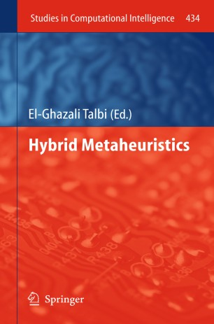 Metaheuristics From Design To Implementation Pdf