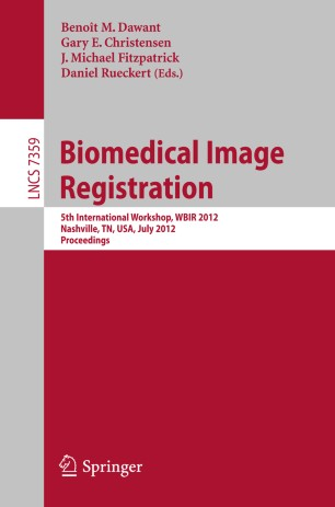 Biomedical Image Registration | SpringerLink