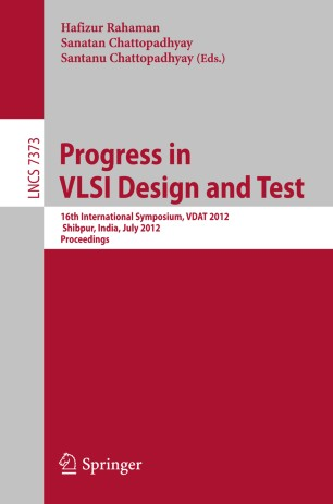 Progress in VLSI Design and Test | SpringerLink