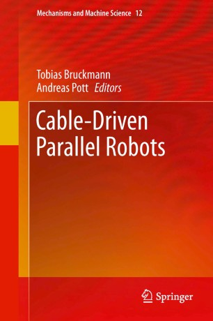 Cable-Driven Parallel Robots | SpringerLink