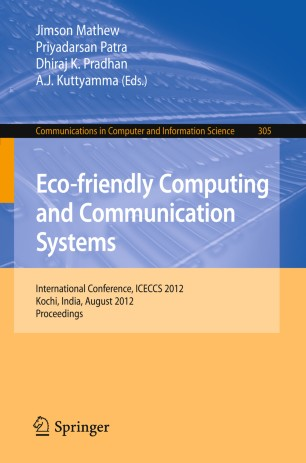 Eco-friendly Computing and Communication Systems