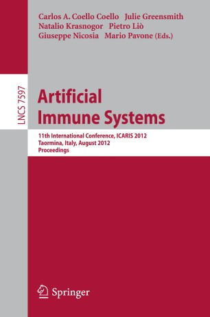 Artificial Immune Systems Springerlink