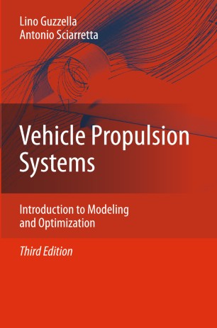 Vehicle Propulsion Systems Springerlink