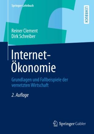 Internet ökonomie Springerlink
