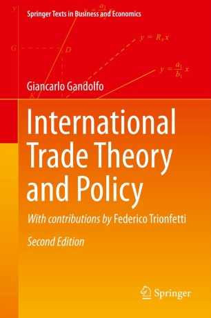 International Trade Theory and Policy | SpringerLink