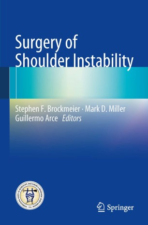 Surgery of Shoulder Instability :