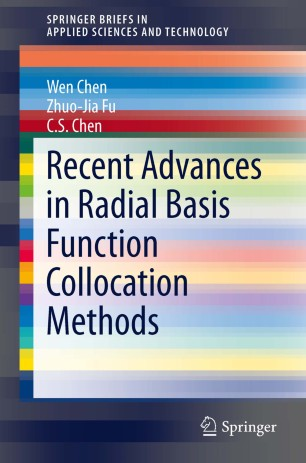 Recent Advances in Radial Basis Function Collocation Methods
