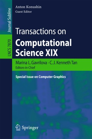 Transactions on Computational Science XIX