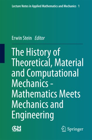 The History of Theoretical, Material and Computational