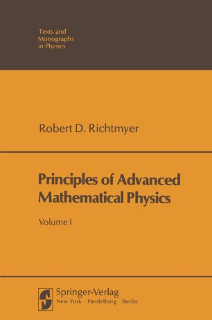 Principles of Advanced Mathematical Physics