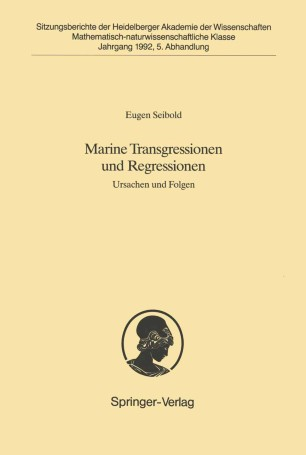 Marine Transgressionen und Regressionen
