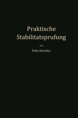 Praktische Stabilitätsprüfung
