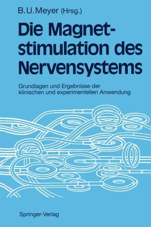 Magnetstimulation des Nervensystems
