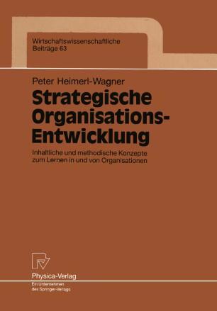 Strategische Organisations-Entwicklung