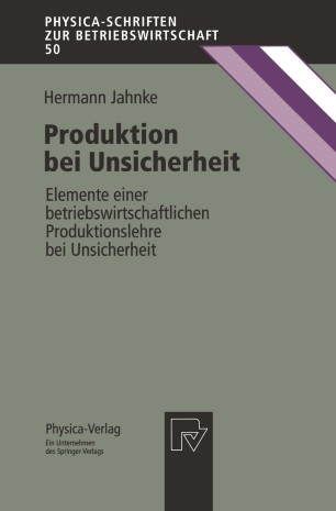 Produktion bei Unsicherheit