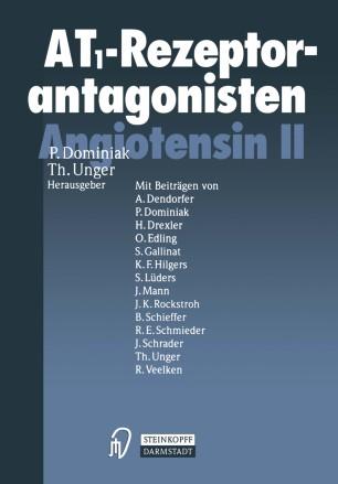 Angiotensin II AT1-Rezeptorantagonisten