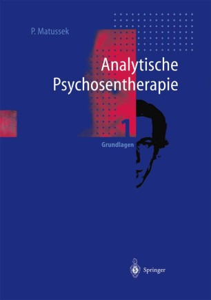 Analytische Psychosentherapie Springerlink