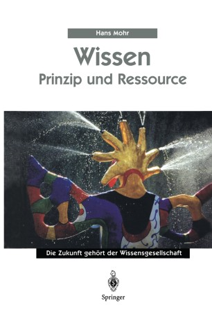 Wissen - Prinzip und Ressource