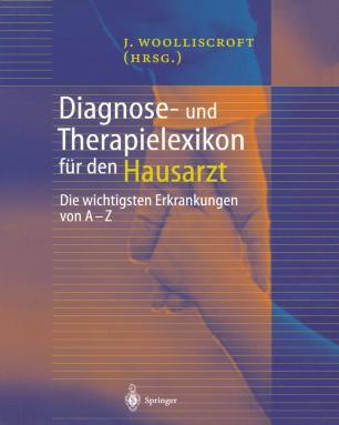 Diagnose- und Therapielexikon für den Hausarzt