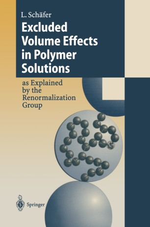 Excluded Volume Effects in Polymer Solutions : as Explained by the Renormalization Group